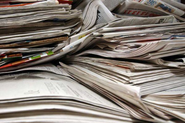 Что можно сделать, чтобы меньше использовать бумаги?
