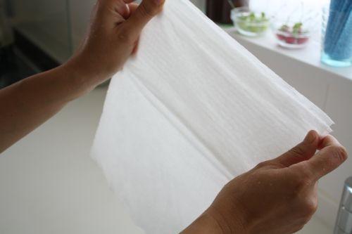 Бумажные и синтетические одноразовые полотенца: какие экологичнее?