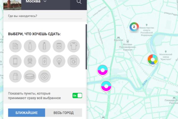 Recyclemap: почему мы просим помощи в сборе информации для карты?