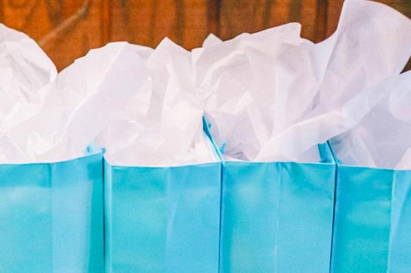 Что делать с подарочными пакетами