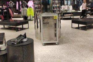 Переработка обуви Nike (общественный контроль)