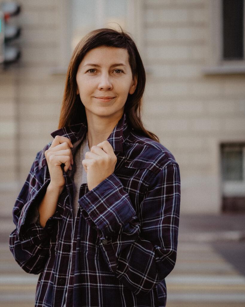 Валерия Коростелева, экотренер, экоэксперт